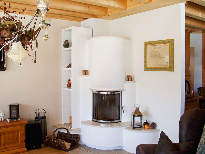 Entwurf Wallis von Bodenseehaus Wohnbereich