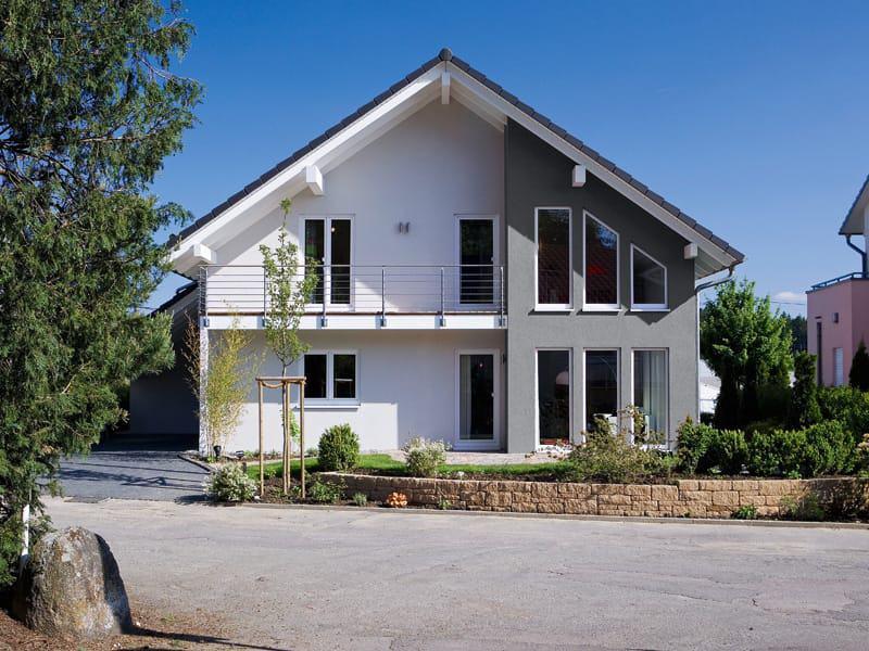 Entwurf Überlingen von Bodenseehaus Außenansicht