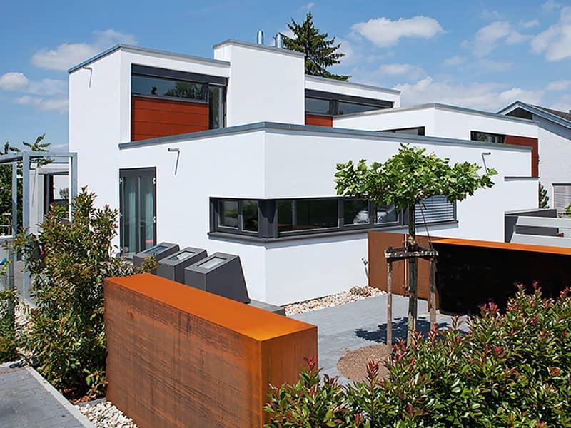 Entwurf Weimar von Bodenseehaus Außenansich