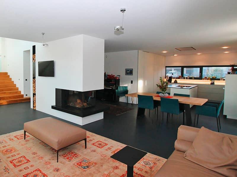 Entwurf Weimar von Bodenseehaus Wohnebene