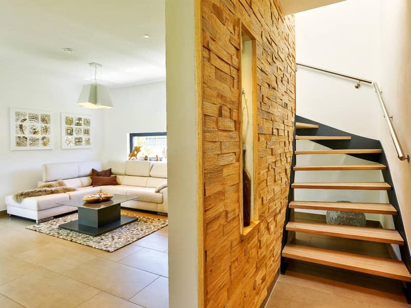 Entwurf Brentano von Büdenbender Wohnbereich