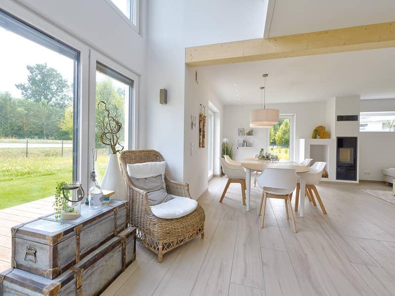 Entwurf Kronshagen von Danhaus Wohnbereich