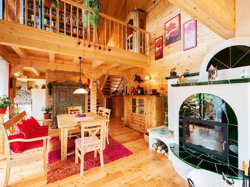 Haus Fränkische Kiefer von Fullwood Wohnraum