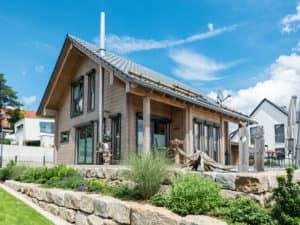 Haus auf der Röth von Fullwood Außenansicht