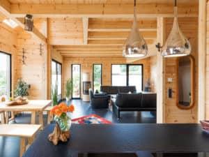 Haus auf der Röth von Fullwood Wohnbereich