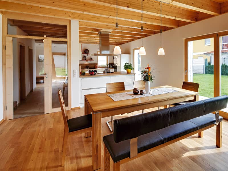 Haus Dreher von Sonnleitner Wohnraum