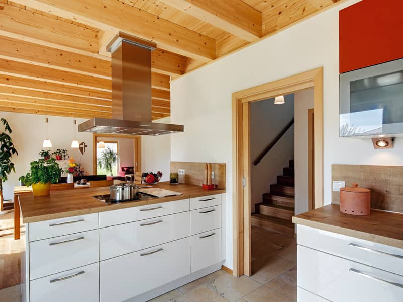Haus Dreher von Sonnleitner Küche