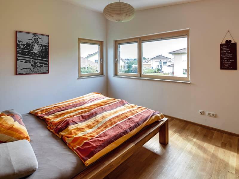 Haus Dreher von Sonnleitner Schlafzimmer