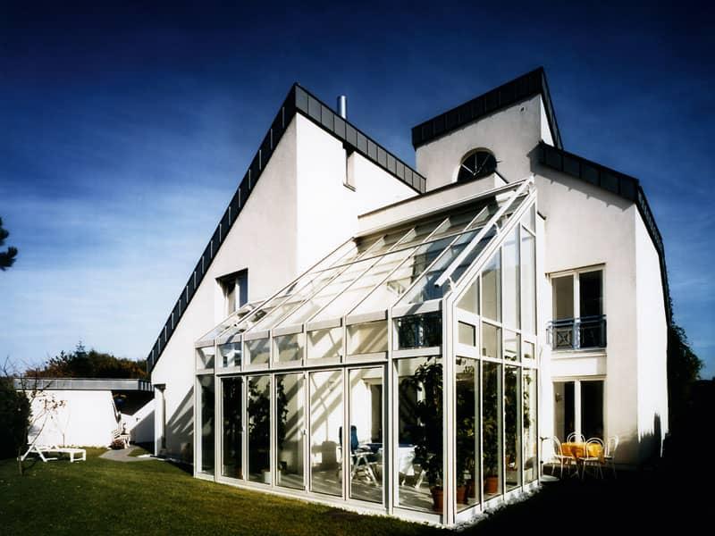 Wohnwintergarten mit Balkon von Sunshine