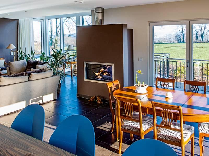 Entwurf Leclerc von Weberhaus Wohnbereich