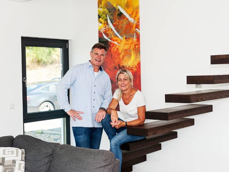 individuelles Kundenhaus von Büdenbender Hausbau Familie