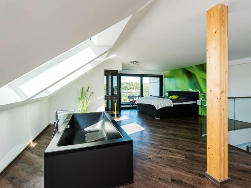 individueller Entwurf von Büdenbender Wohnbereich