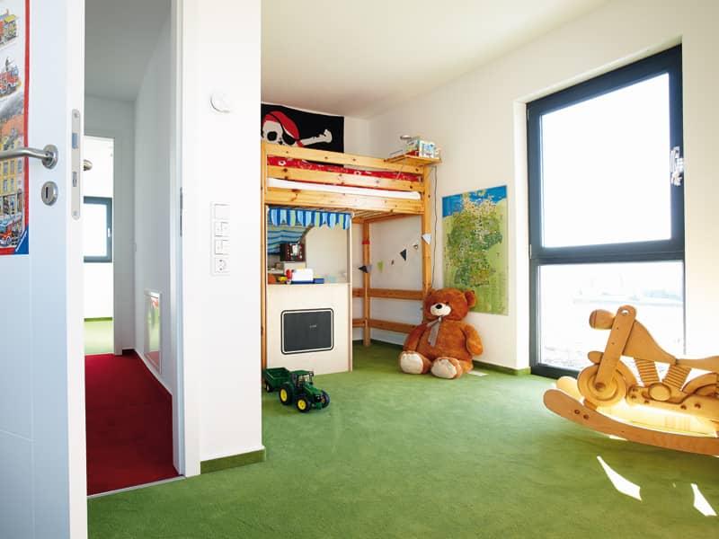 Entwurf Architektur Trend von Fingerhaus Kinderzimmer