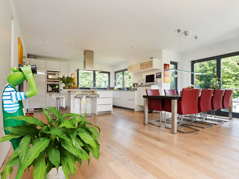Entwurf Babelsberg von Gussek Haus Küche