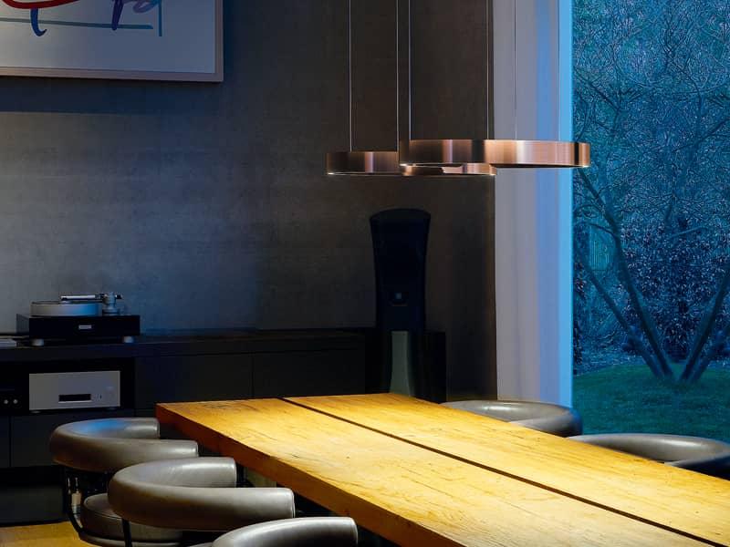 Hausbau Lichtplanung Modell : Lichtplanung und leuchten zuhause
