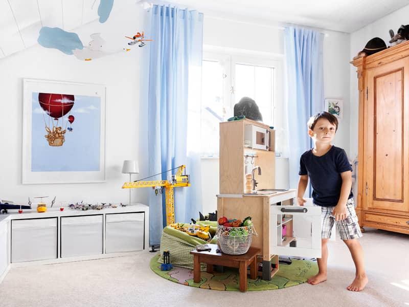 Entwurf Salvasohn von SchwörerHaus Kinderzimmer