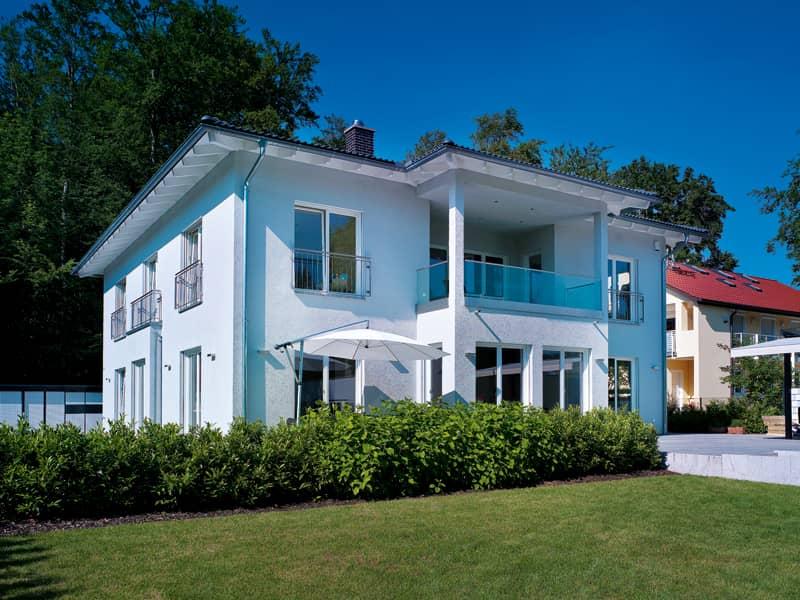 Kundenhaus Gutsch von WeberHaus Außenansicht
