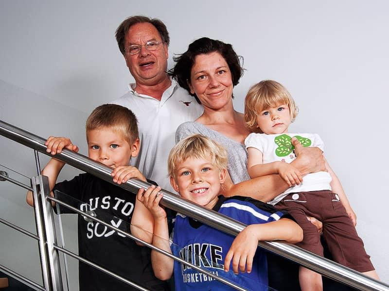 Kundenhaus Gutsch von WeberHaus Familie