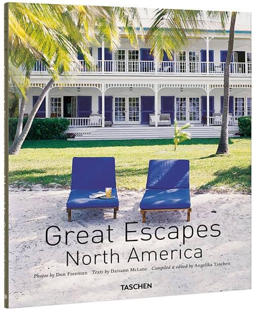 Buchcover - Great Escapes North America