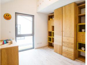 Entwurf Jedermann von Büdenbender Hausbau Kinderzimmer