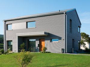 Musterhaus Auggen von Schwörer Haus Außenansicht