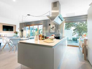 Musterhaus Auggen von Schwörer Haus Küche