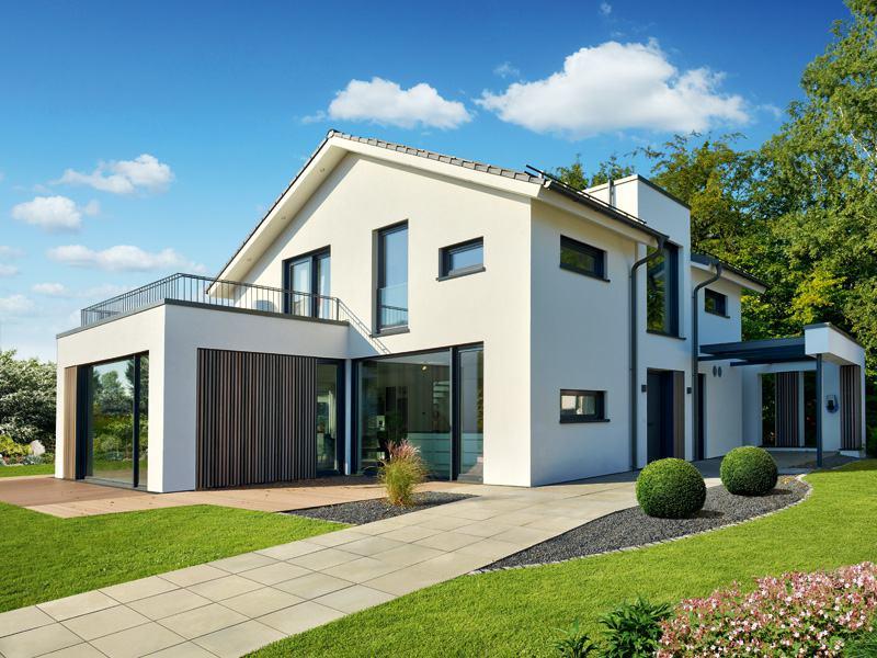 Concept-M 154 Hannover von Bien-Zenker Außenansicht