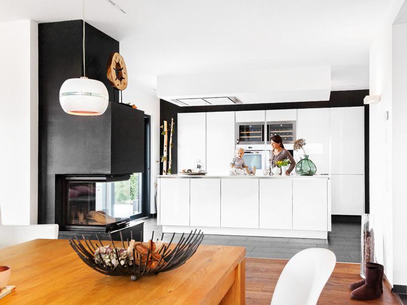 Entwurf E 20-175.1 von SchwörerHaus Küche