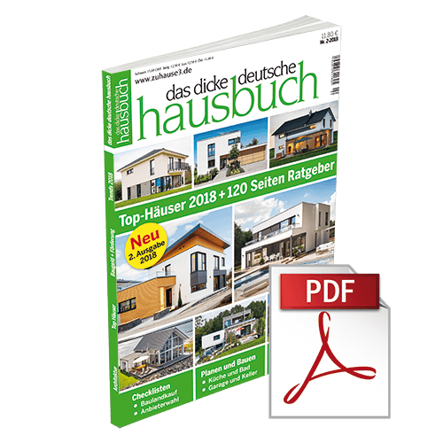 ebook das dicke deutsche Hausbuch - 2te Auflage