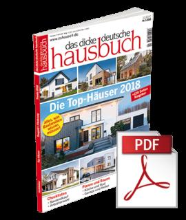 das dicke deutsche hausbuch 2018 - eBook