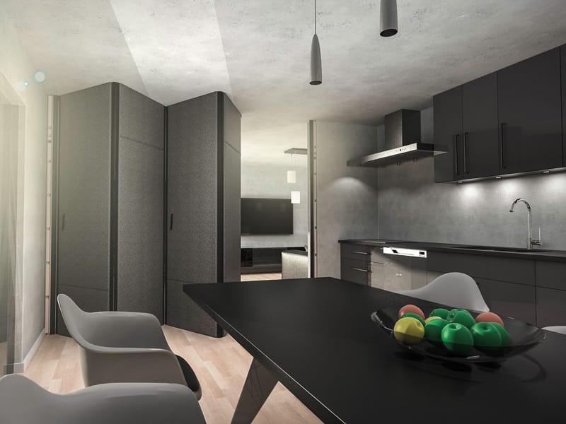 Ideenhaus von Baufritz Küche