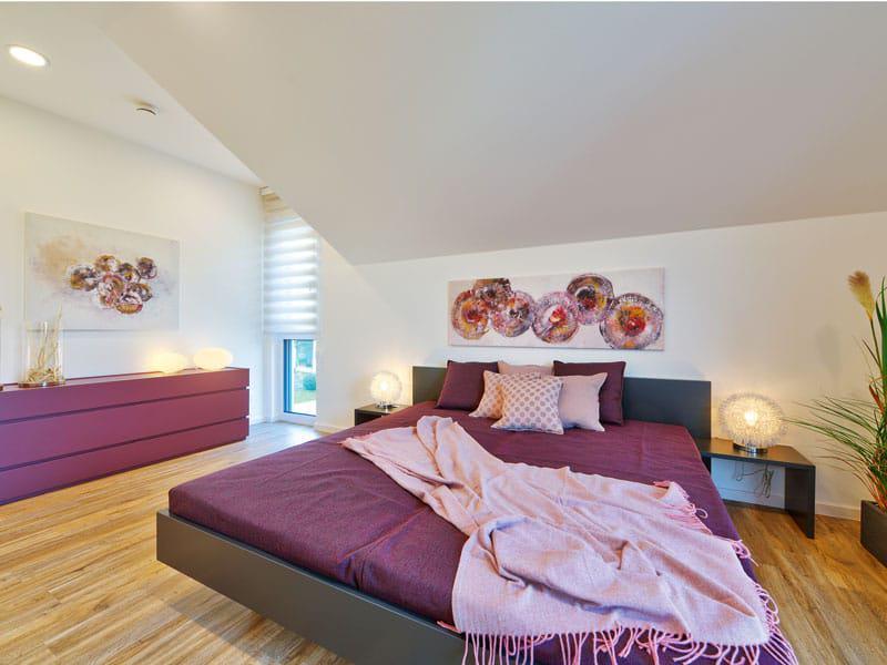 Entwurf Sunshine 144 Poing von Living Haus Schlafzimmer