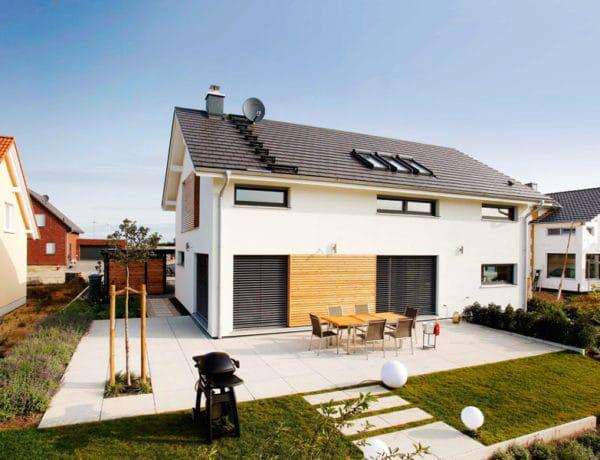 Entwurf Point 162A von DAN-WOOD House Außenansicht