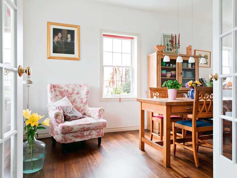 Entwurf Southern Evans von BostonHaus Wohnküche