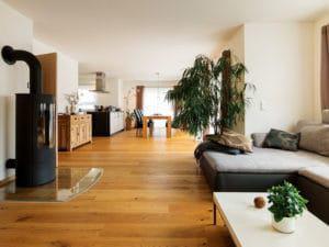 Entwurf Medley 310 B von FingerHaus Wohnbereich