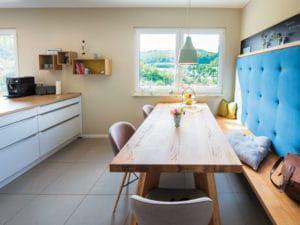 Entwurf Novum von Fingerhut Haus Wohnküche