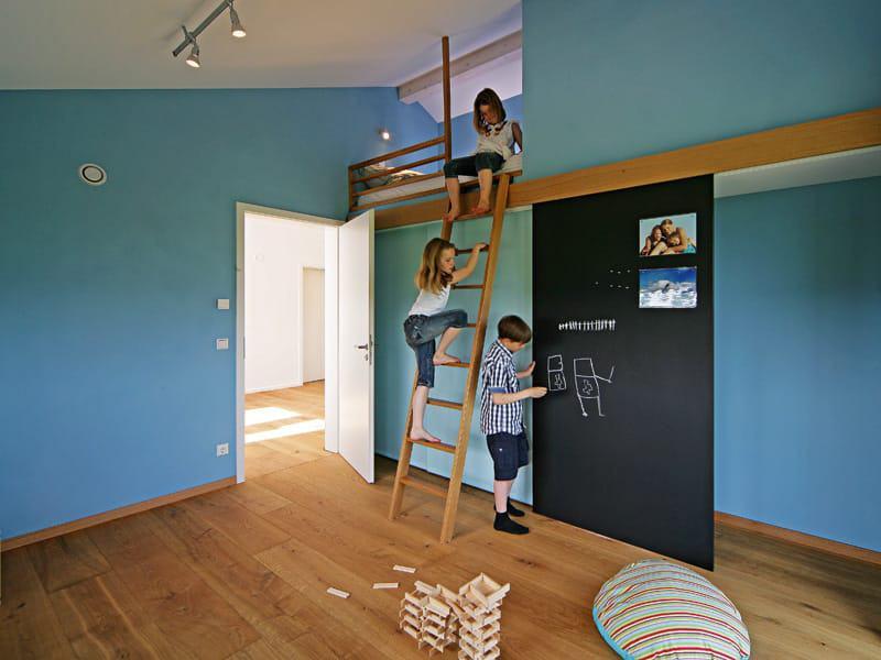 Entwurf Musterhaus Brettheim von Keitel Haus Kinderzimmer