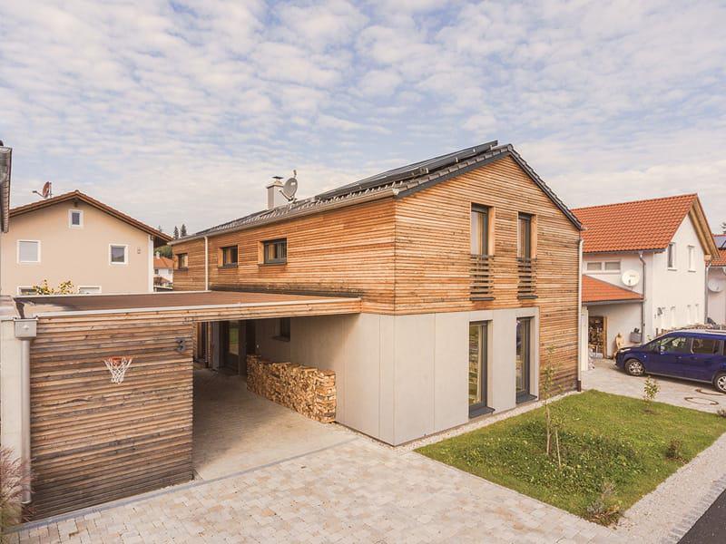 Holzhaus Stuttgart entwurf stuttgart chiemgauer holzhaus zuhause3 de