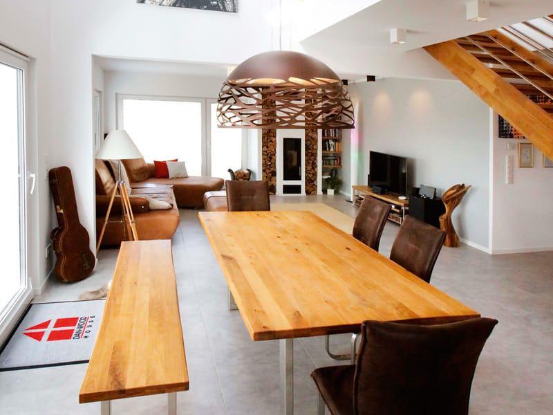 Entwurf Point 162A von DAN-WOOD House Wohnbereich