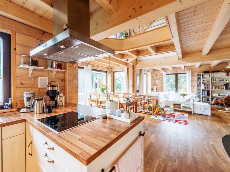Entwurf Am Mühlenteich von Fullwood Wohnbereich