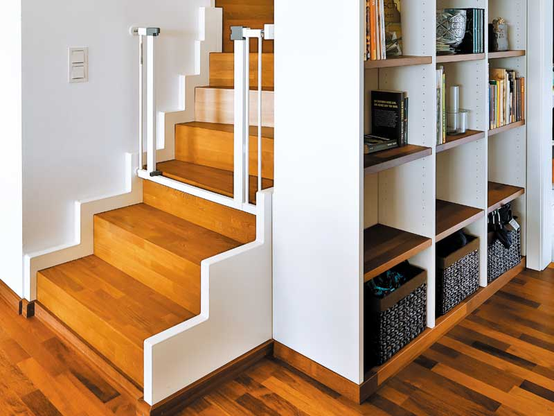 Entwurf Schwabach von Regnauer Hausbau Treppe