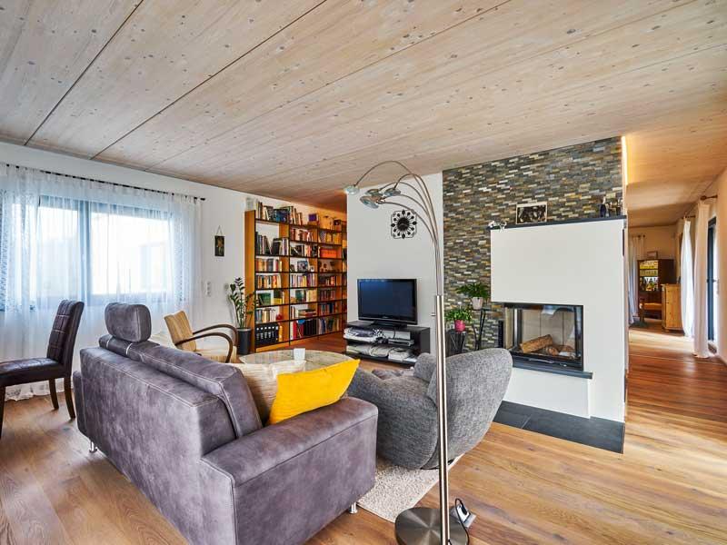 Entwurf Rodler von Sonnleitner Wohnbereich