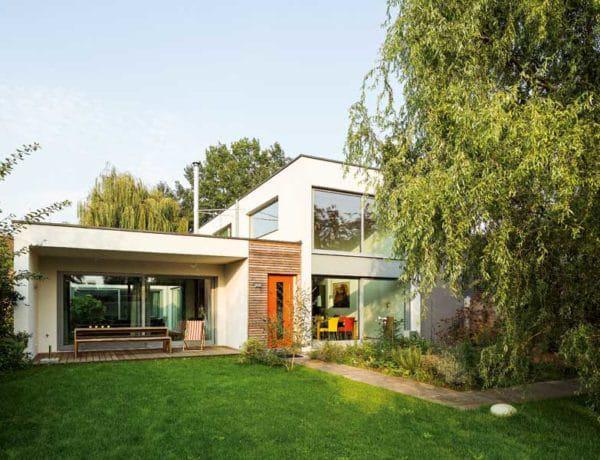 Haus Wildfarn von Stommel Haus Außenansicht