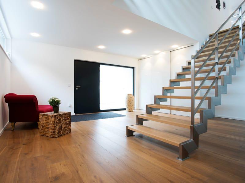 Haus Lehmann von Büdenbender Hausbau Diele