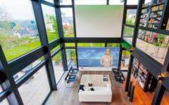 Fachwerk mit Glas_Huf Haus