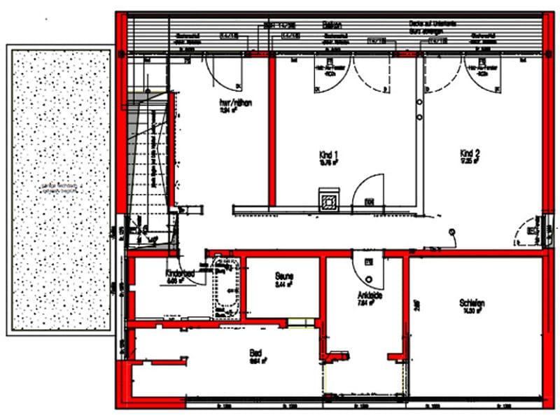 kundenhaus stuttgart von kitzlingerhaus. Black Bedroom Furniture Sets. Home Design Ideas
