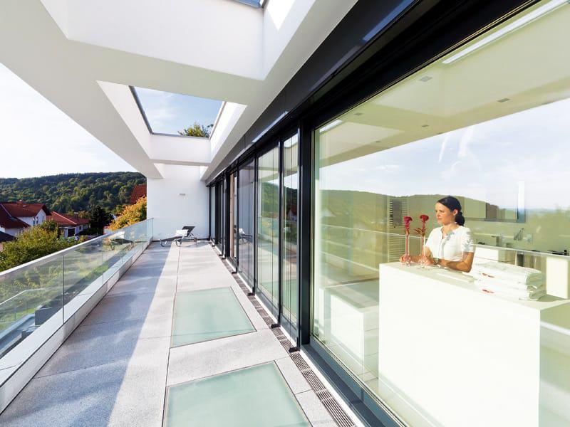 Entwurf FM 104-158 B von Okal Haus Balkon