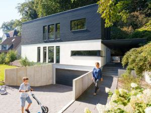 Kundenhaus Hesse von SchwörerHaus Garage