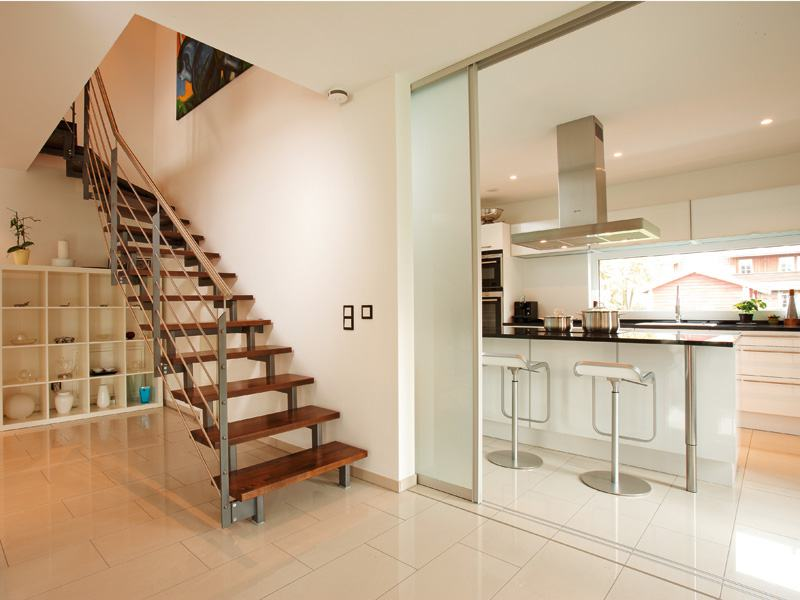 Treppen_Küche_Fingerhaus