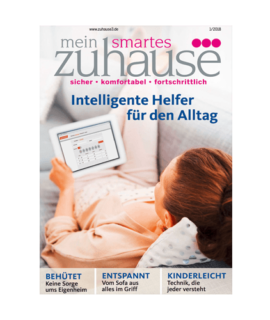 Cover mein smartes zuhause 2018